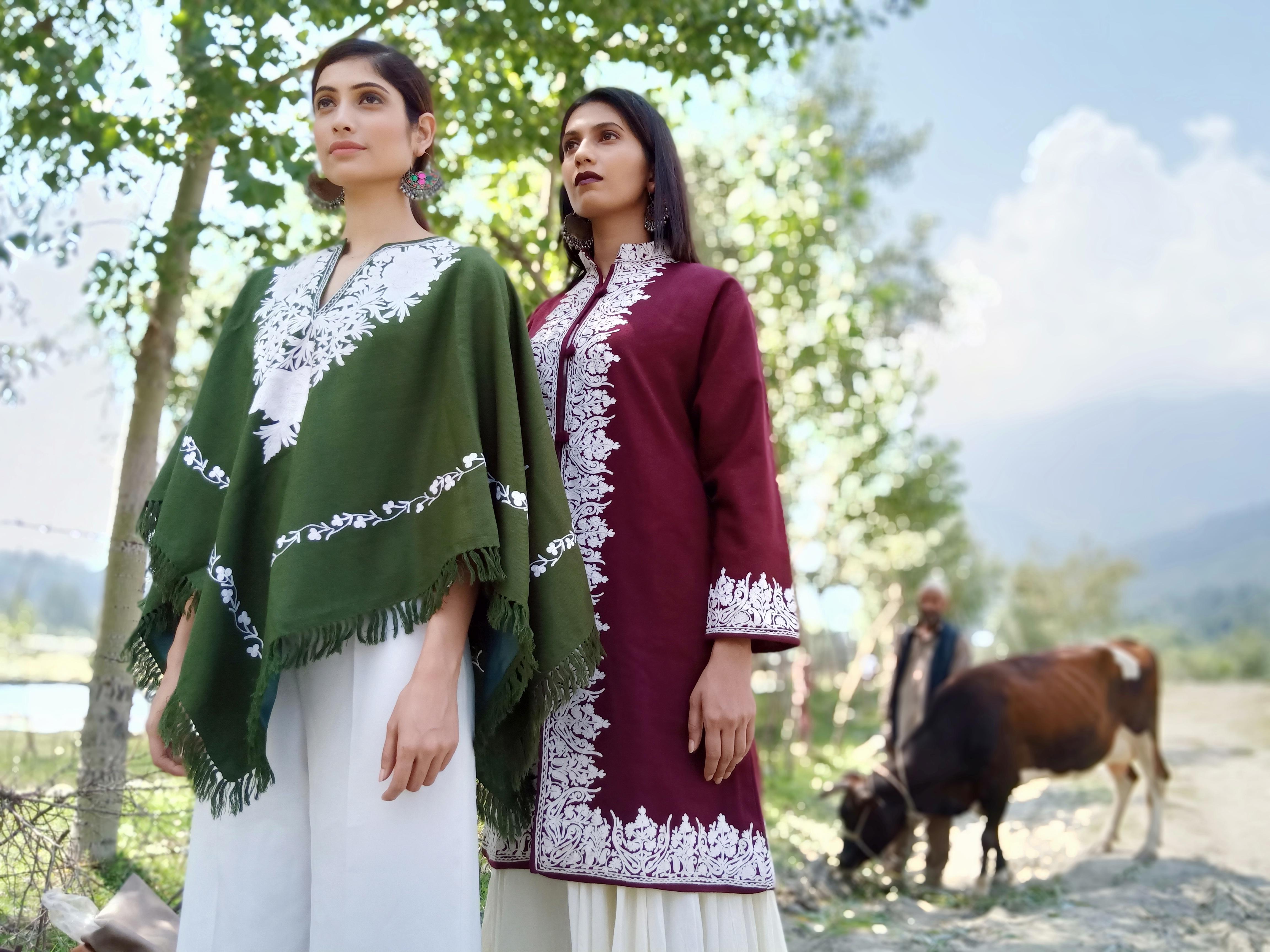 Model Oppo Shoot Kashmir 1